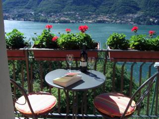 Balcony  Views from Villa Gabriella Master Bedroom Balcony w/ 180 degree Views of Lake Como