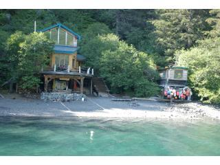 La Caleta in Sadie Cove, Alaska  your wilderness, Alaskan home