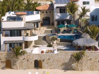 Private Beachfront Villa - Castillo Escondido, San José Del Cabo