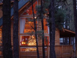 Christmas Season at the Cabin!