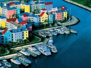 BOOKING FOR 2016!!!  $1,750  HARBORSIDE RENTAL!!, Nassau