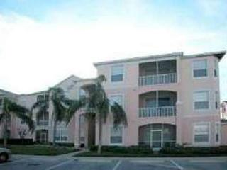 Condo Building at Windsor Palms