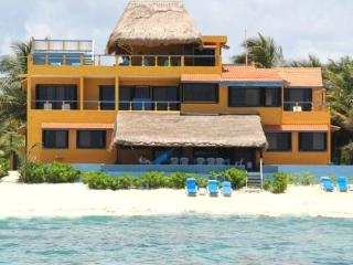 LOW RATES LUXURY BEACHFRONT VILLA Includes Cook, 2 Pools, WiFi, Kayaks, Snorkel