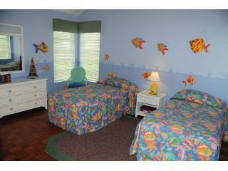 Sun & Moon 2nd Floor Guest 'Fish' Room