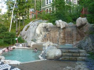 Tremblant-Les-Eaux,Deluxe Condo,1600sq,Spa,SKI-out