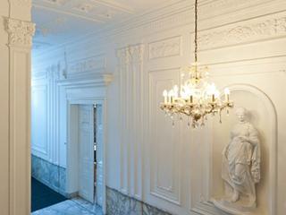 ornate hallway