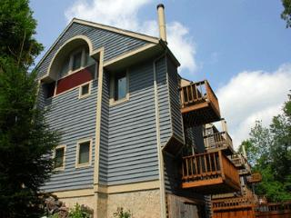 Alluring 2 Bedroom Ski In/ Ski Out Townhome w/ Hot tub!, McHenry