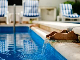 Private villa. Tropical paradise, 2 level pool, Cozumel