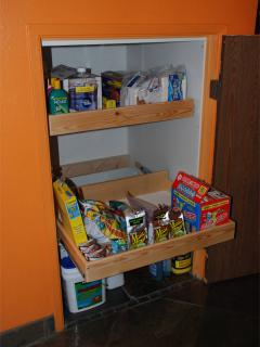 Pantry Supply and Storage