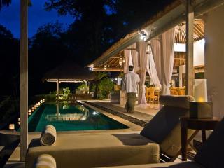 VILLA SUNGAI BALI: 5-star luxury fully-staffed 1-3 bedroom exclusive-use villa