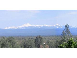 View of Mount Lassen.