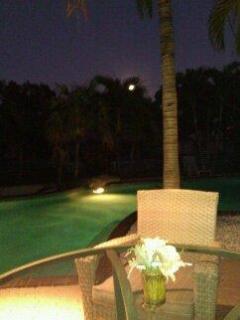 Heated Pool , enjoy the stars