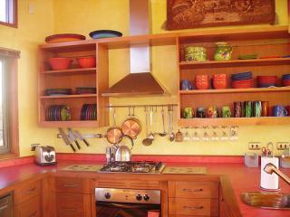 Range and Cabinets