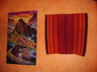 Macchu Picchu Art