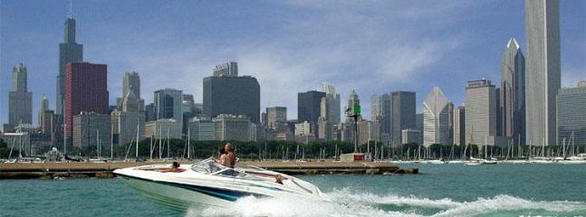 Cruising our lakefront downtown in Summer