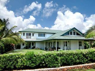 Oceanview 3 Bed/4Bath home-40 Second Walk to Ocean, Poipu