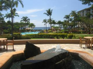 The Westin Ka'anapali Lobby to the Ocean