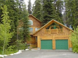 Great multi-level family cabin with amenities.