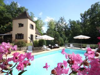 Sarlat, Villa Vezac, Périgord Noir, Dordogne -