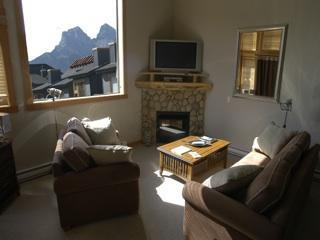 Downtown Penthouse, Contemporary Film Memorabilia, Canmore