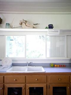 Another window over looking sink.