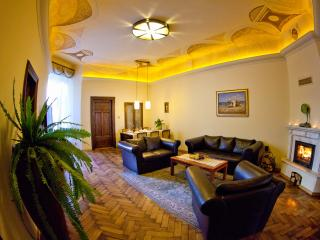 Best location to explore city! Spacious, beautiful, Cracóvia