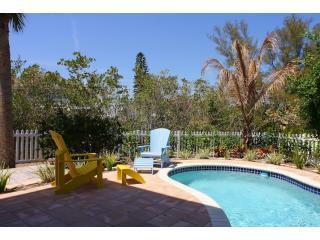 Prachtige tuinen beschikt over het privé zwembad