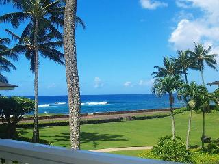 Poipu Kapili 46: Spacious 1br/2ba, great view, close to beach in sunny Poipu, Koloa