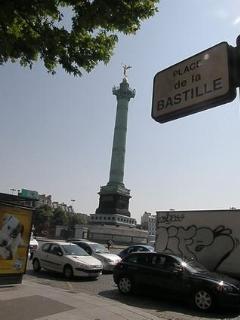 Close to Bastille