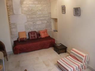 Great Studio Apartment at Rue du Cardinal Lemoine, Paris