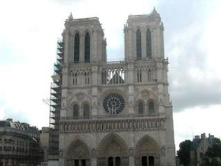Paris Vacation Stay Close to Notre Dame Cathedral