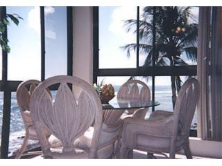 Kuhio Shores #314 & 315: Perfect Beachfront Condos