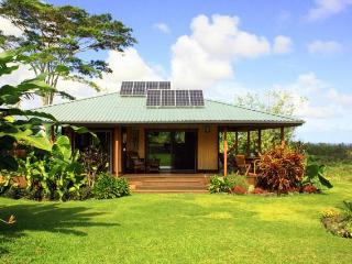 OCEANview 6acres Secluded rainforest & vast garden, Pahoa