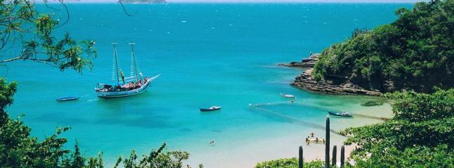 BEACHES: Nearby Fernandinho Beach