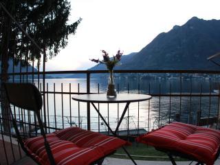 Gorgeous Private Balcony Views at the Lake Como Beach Resort Villas