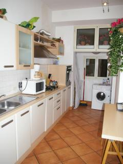 confortable kitchen