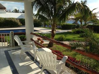 BEST DEAL!!!!  Oceanfront Condo Close to Town, Puerto Morelos