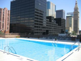 Pool! Brooks Tower-Downtown-16th St Mall, Vu's, balcony, 24hr front desk, gym