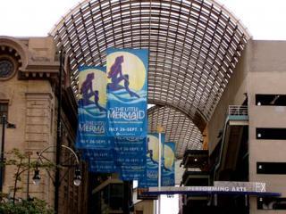 Performing Arts Center 1 block: Broadway, Symphony, Ballet, Opera