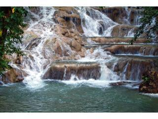 Waterfall 'Dunns' river' is located 30min nearby