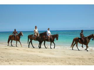 Riding on the Beach available only 10min away
