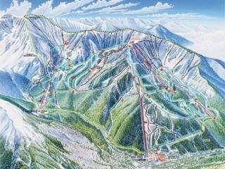 Taos SkiValley Trail Map