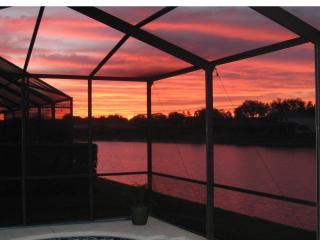 Enjoy breathtaking sunsets!!