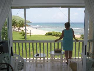 Caribbean Breeze - Beachfront Condo - St. Croix, USVI