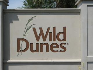 Beautiful, gated Wild Dunes Resort - world class golf, tennis, swimming, beaches, dining, activities