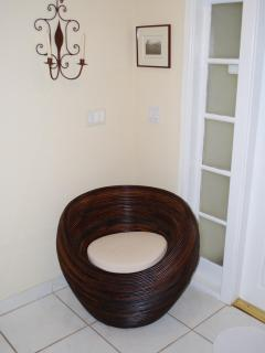 Front Entry Chair