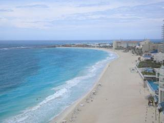 Take a stroll down your beach, and snorkel at Club Med. Another balcony view. FABULOUS!!
