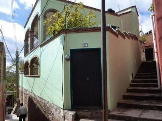 Colonial style home near Museo de las Momias, Guanajuato