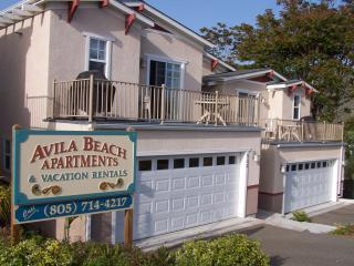 Enjoy beautiful Winter weather at Avila Beach Apartments & Vacation Rentals-