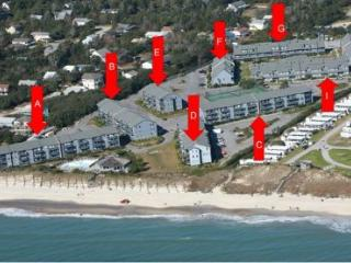 Pebble Beach G-206-SAT 1BR, Emerald Isle